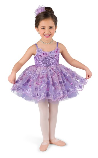 Click to Shop Lavender Fields First Recital Costume