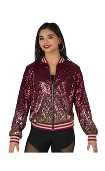 Click for more information about Ombré Sequin Jacket