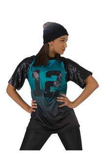 Click for more information about Dip Dye Athletic Jersey