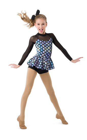 Click to Shop Run The World Tap Jazz Costume