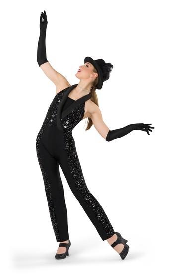 Click to Shop Black Tie Tap Jazz Costume