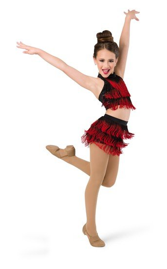 Click to Shop Hit Me With A Hot Note Tap Jazz Costume