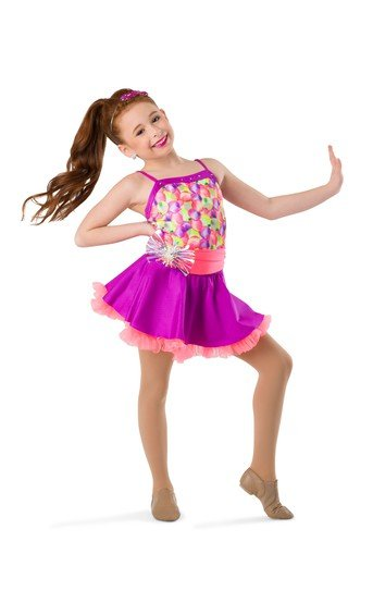 Click to Shop Heart Full Of Rainbows Tap Jazz Costume