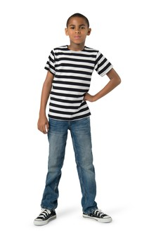 Click for more information about Striped Tee