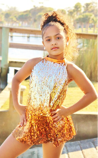 Click to Shop Sunset Tap Jazz Costume