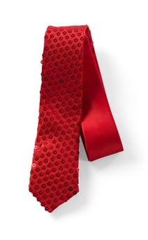 Click for more information about Sequin Tie