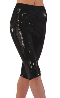Click for more information about Sequin Capri Pants