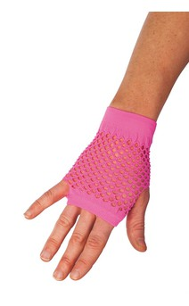 Click for more information about Fishnet Mitts
