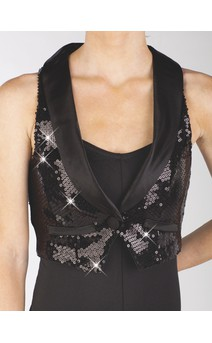 Click for more information about Sequin Vest