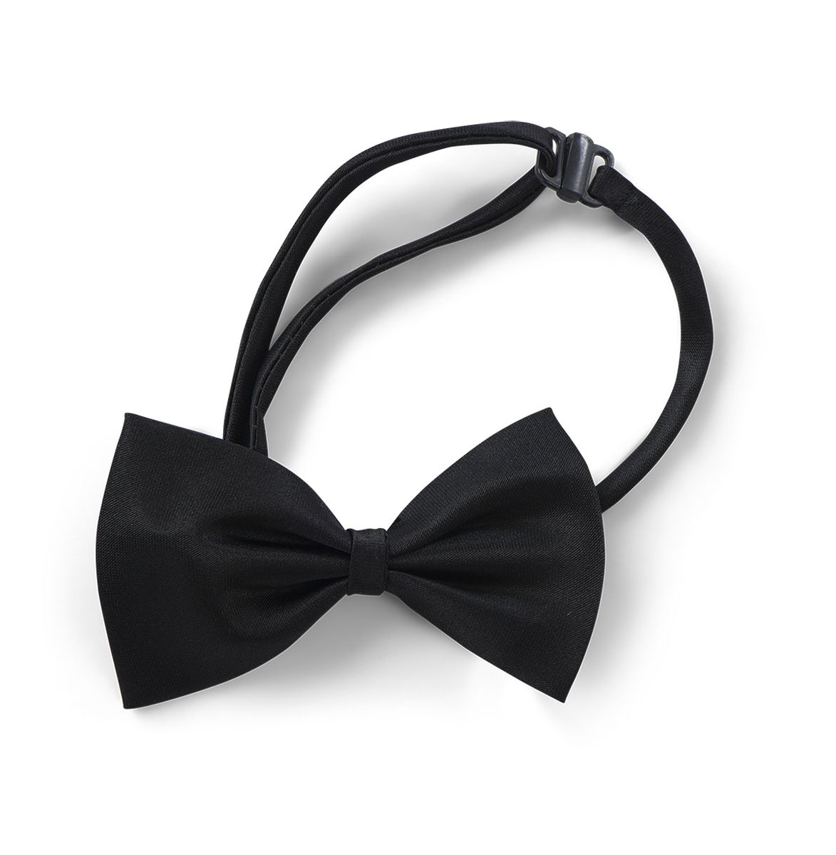 BOW TIE WITH STRAP AND ADJUSTER