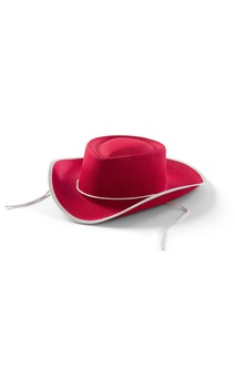 Click for more information about Felt Cowgirl Hat