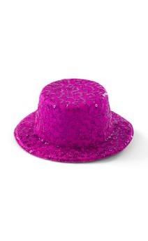 Click for more information about Sequin Mini Hat