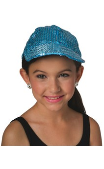 Click for more information about Sequin Baseball Cap