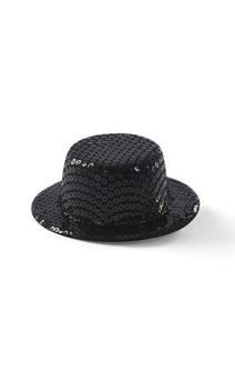 Click for more information about Sequin Mini Top Hat