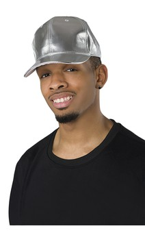 Click for more information about Metallic Baseball Hat