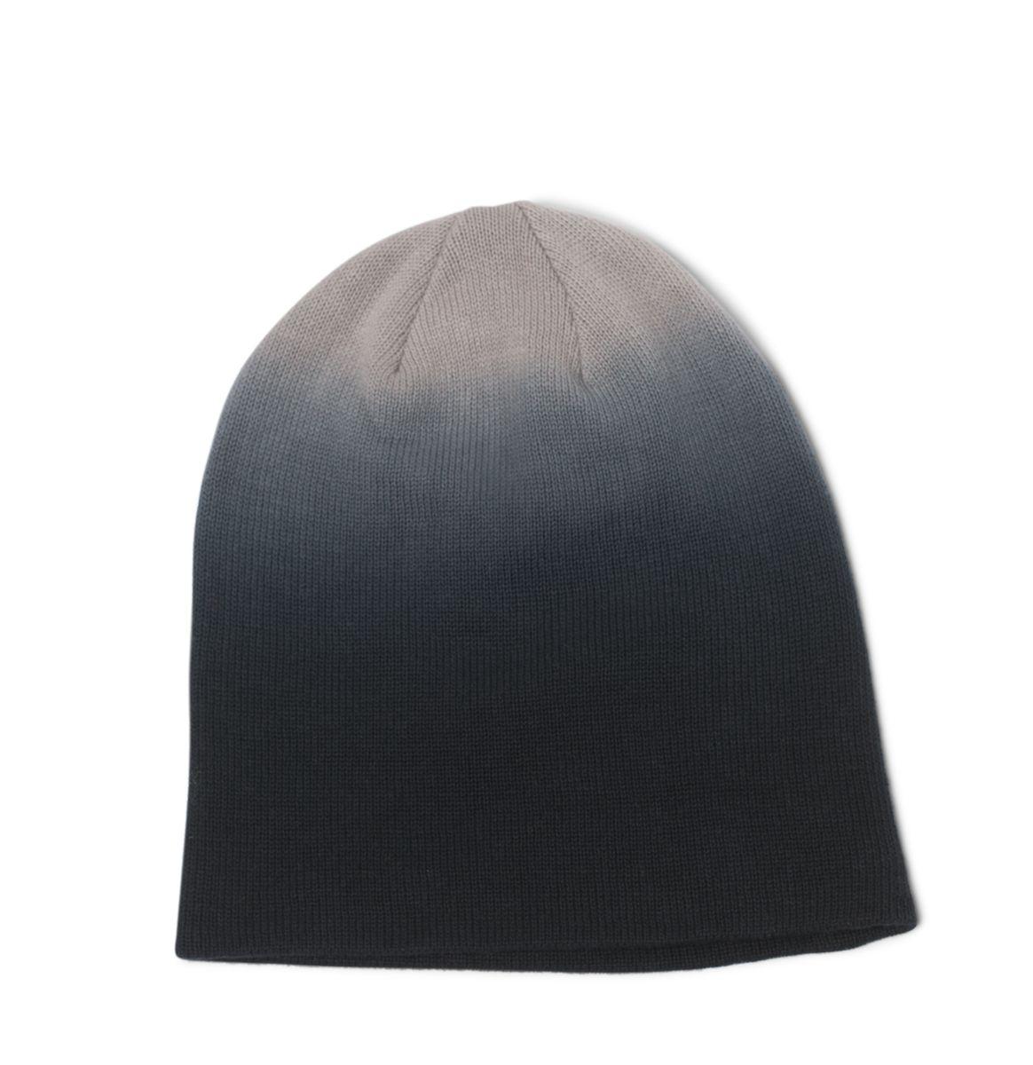 DIP DYE KNIT CAP