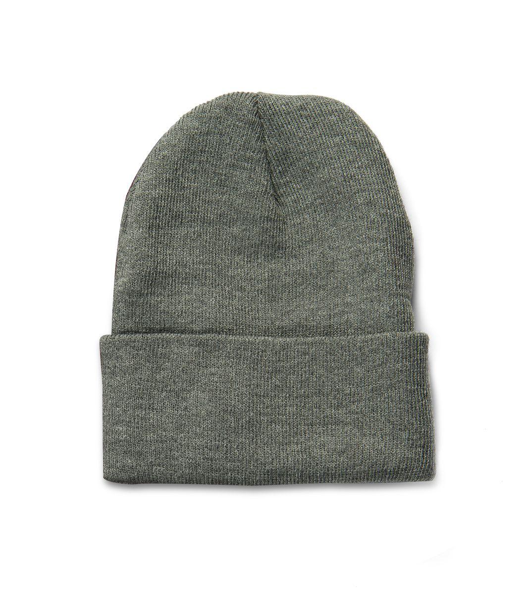BLACK KNIT CAP