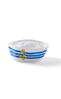 Click for more information about Mini Sailor Hat