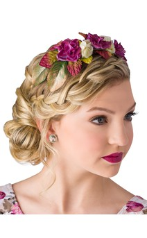 Click for more information about Flower Headband