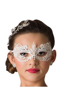 Click for more information about White Mask