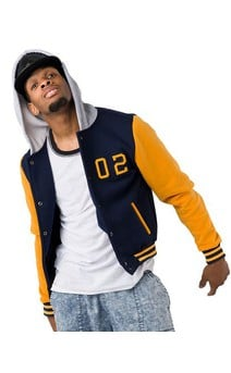 Click for more information about Varsity Jacket