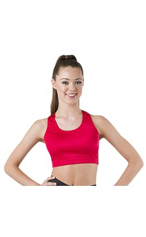 Click for more information about Spandex Racerback Bralette