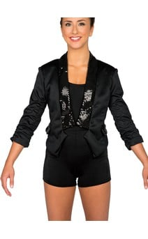 Click for more information about Tuxedo Jacket (Ladies)