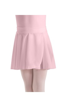 Click for more information about Pull-On Wrap Skirt Crepe