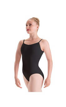 Click for more information about Classic Camisole Leotard Silkskyn