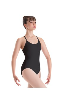 Click for more information about Drape Back Camisole Leotard Dri-Line
