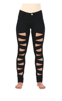 Click for more information about Cut Out Pant