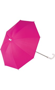 Click for more information about Flo-Cerise Rayon Umbrella