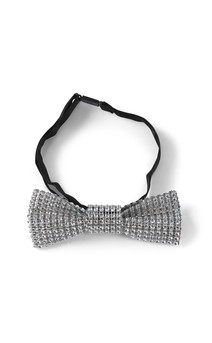Click for more information about Rhinestone Bow Tie
