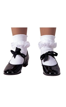Click for more information about Tutu Sox  White