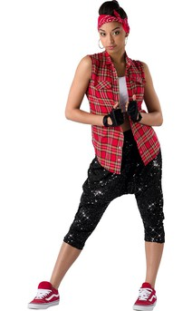 Click for more information about Tartan Plaid Unisex Sleeveless Shirt